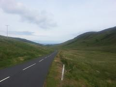 Arran road, Scotland