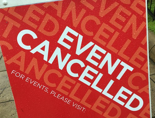 Cancelled? What? Why? | by cogdogblog