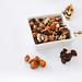 Trail Mix Flamin' Cajun walnuts sunflower seeds raisins cajun seasoning peanuts snack treat