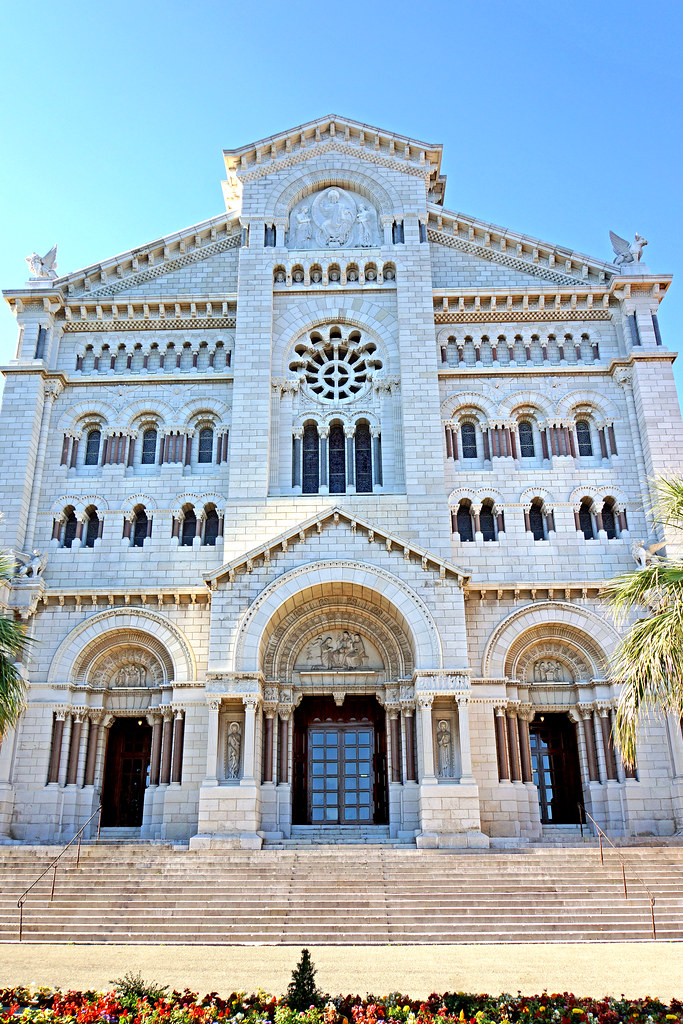 Image result for Monaco Cathedral