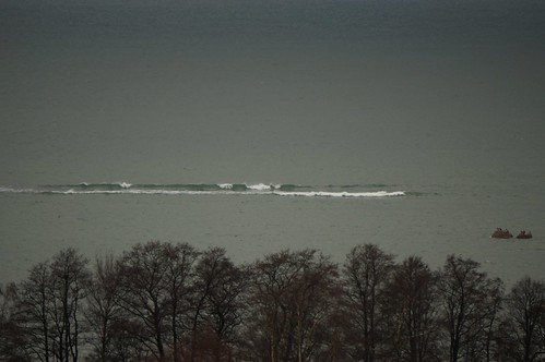 Waves, Tallinn Bay | by v.kaego