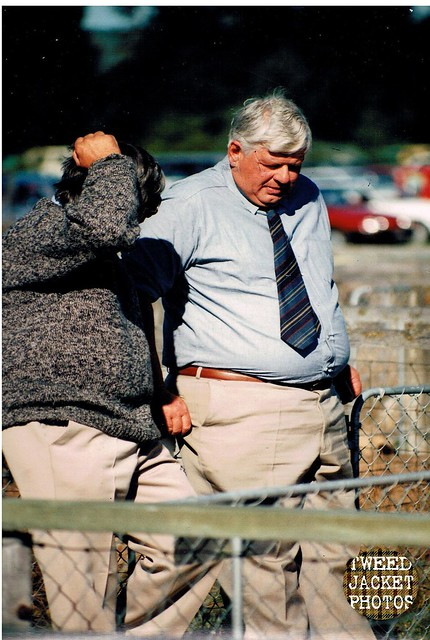 Gents A&P Show Fairlie 1990s 6