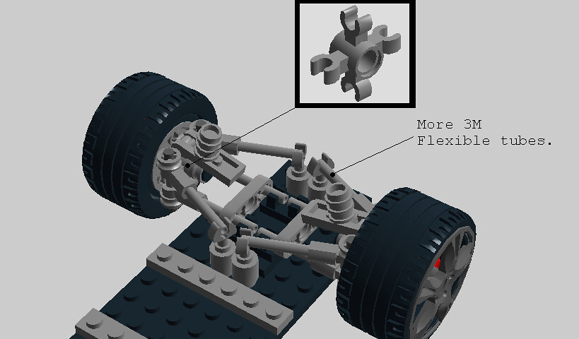 15-wide chassis v1 1 - multi link suspension  | Functional a