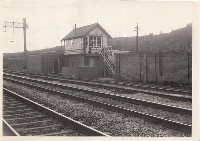 Bradwell Sidings