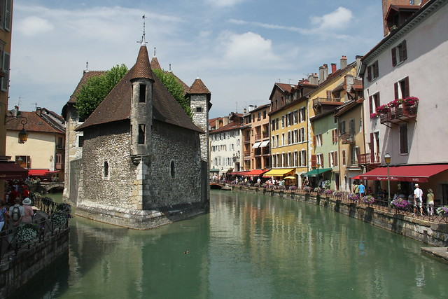 France - Annecy - Old Town