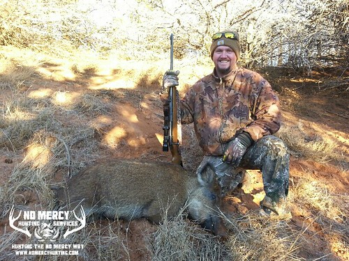 No Mercy Wild Hog Hunts   by No Mercy Hunting Services
