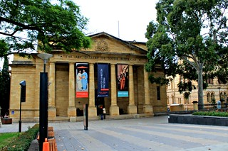 Art Gallery of South Australia, Adelaide (South Australia) | by michelle.horncastle
