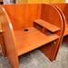 Office cubicle desk