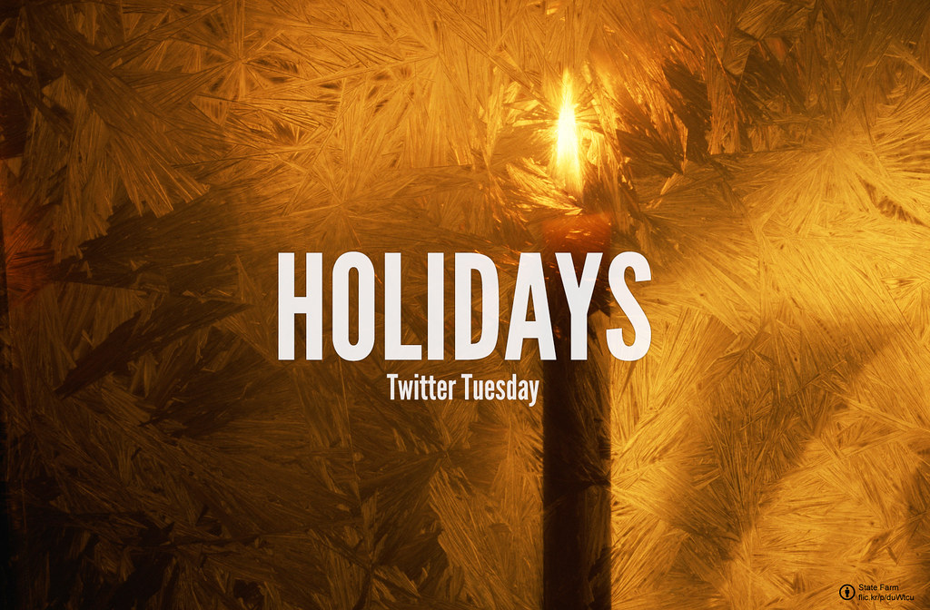 #TwitterTuesday: Holidays | Let the spirit of harmony enter your home and let us see how love and peace surround you.