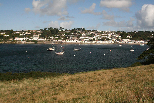 St Mawes from Place