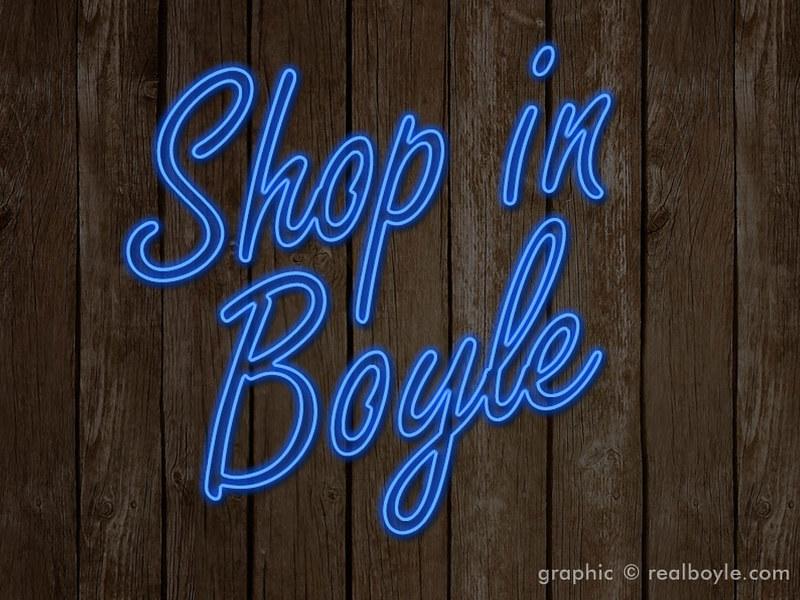Shop in Boyle