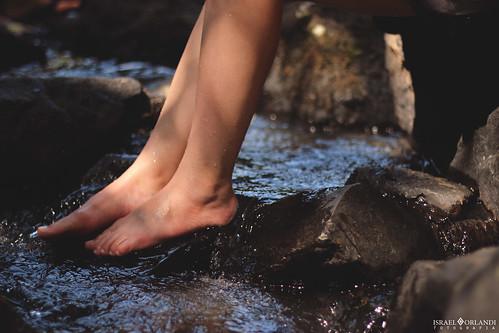 Refresco aos pés. | by Israel Orlandi