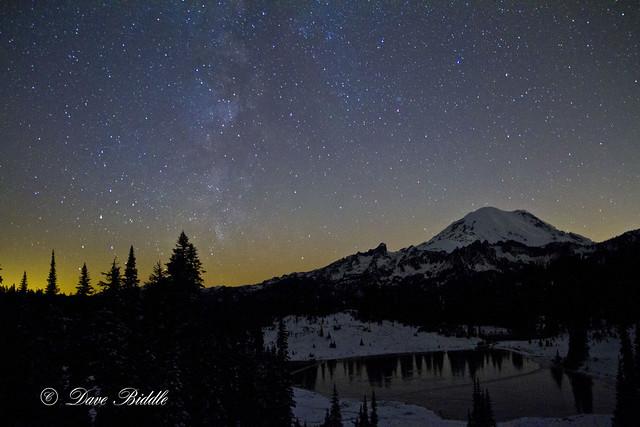 Rainier and Milkyway4