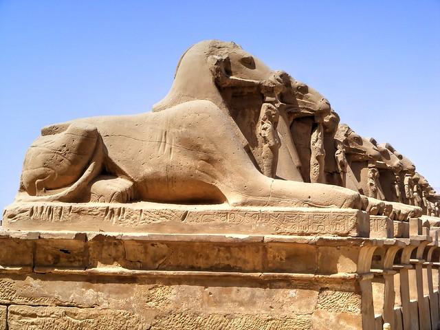 Karnak - Sphynx Alley