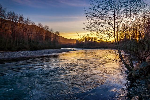 Vedder river