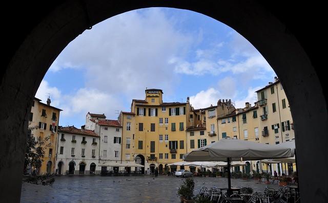 Una capatina a Lucca. Solo due ore