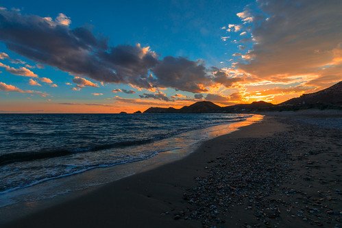 sunset sea sky españa beach clouds landscape andalucía spain playa paisaje cielo nubes puestadesol almería marino 2015 sanjuandelosterreros pulpí