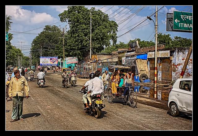 Agra IND - Street live