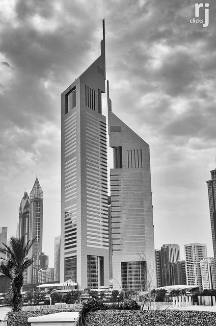 The Emirates Towers, Dubai