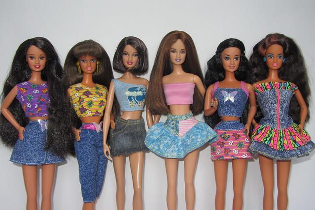 TERESA head mold dolls
