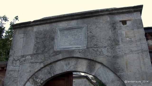 Pequeña Santa Sofía - Küçuk Ayasofya Camii