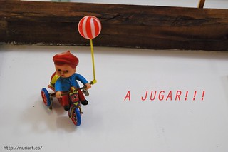 A JUGAR!!! | by NuriArT