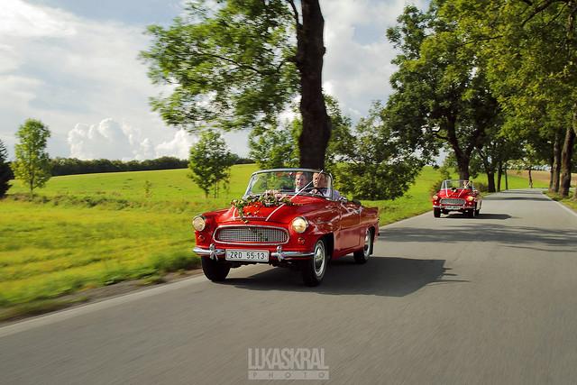 Skoda wedding cars