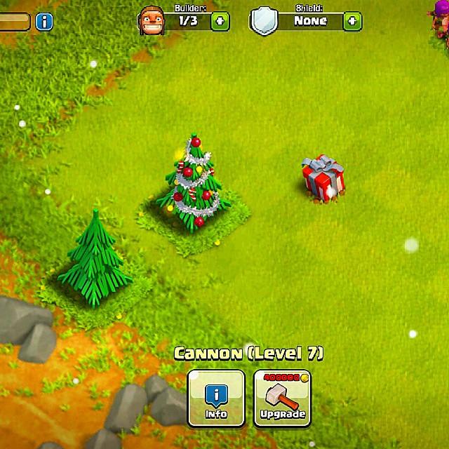 All Coc Christmas Trees.Merry Christmas Na Nga Kc My Christmas Tree At Regalo Ako