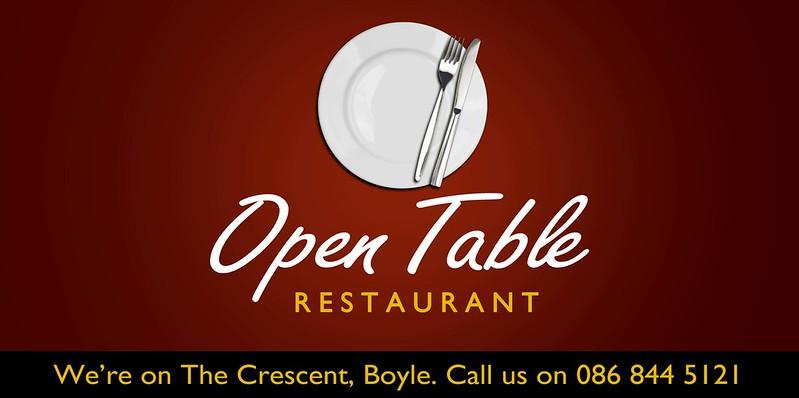 Open Table Restaurant