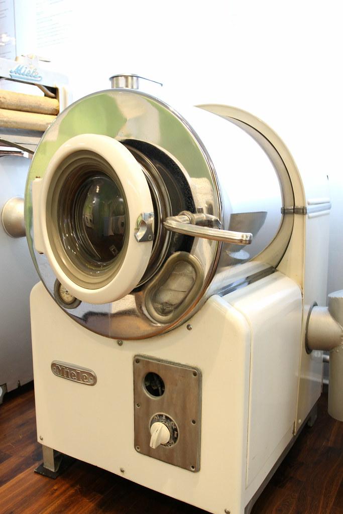 Gut bekannt Trommel-Waschmaschine 307 | Diese Maschine konnte für Elekto… | Flickr SO03