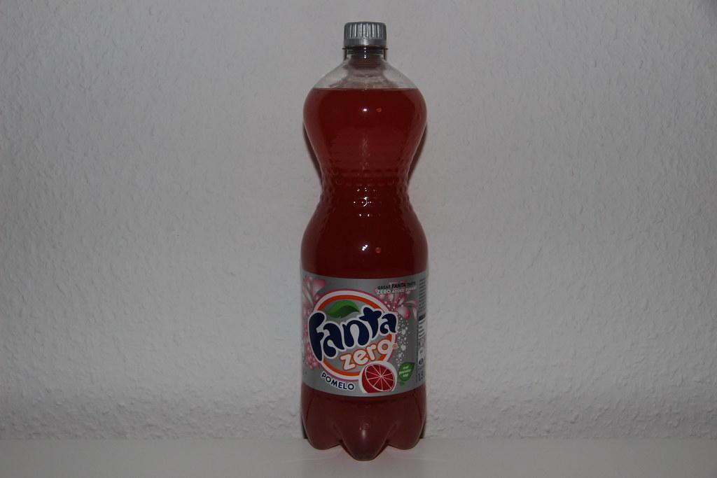 Fanta Zero Grapefruit | Dutch soda! | Like_the_Grand_Canyon