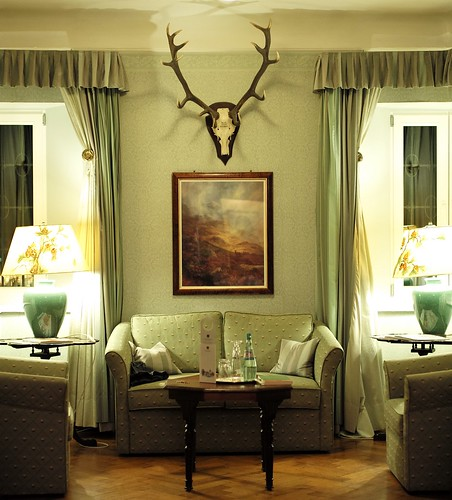Jagd Suite at Schlosshotel Lerbach | by romanboed