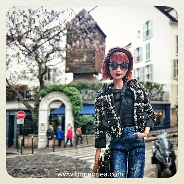 París: Moulin de la Galette