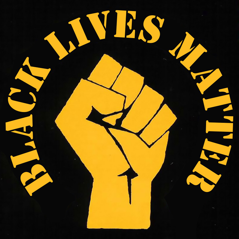 Black Lives Matter | Inspired by the Tom Robinson Band stenc… | Flickr