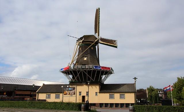 Nederland - Zuid-Holland - Leiden - d ' Heesterboom - 1804