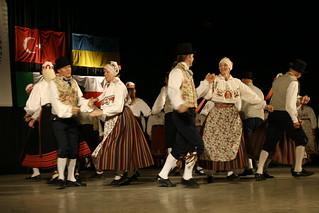 Dance group Kelmiküla
