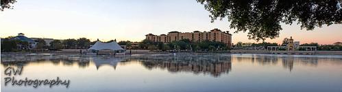 sunrise canon florida panoramic adobe manfrotto altamontesprings centralflorida thelofts photoshopelements7 canon28mmf18efusm
