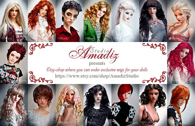 Amadiz Studio: ETSY SHOP