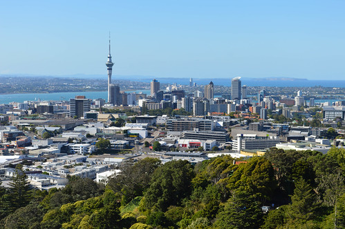 Auckland CBD | by Francisco Anzola
