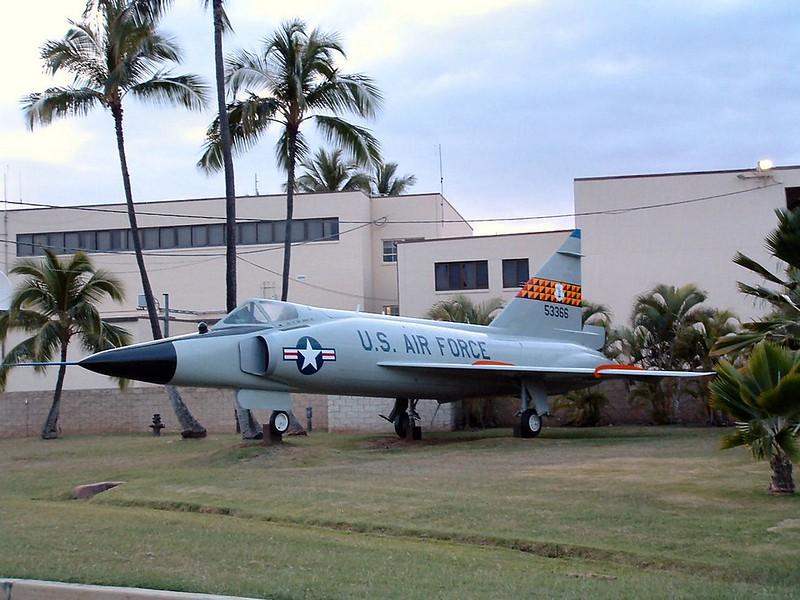 Convair F-102A 1