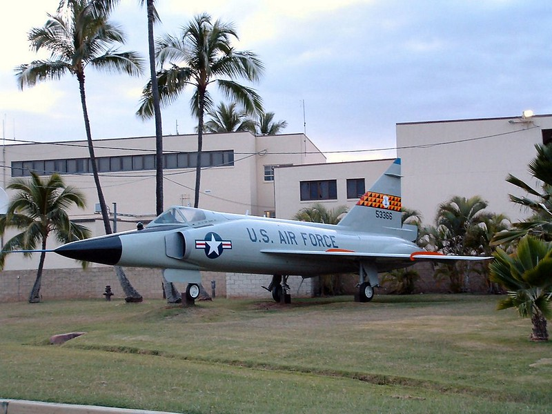 Convair F-102 1