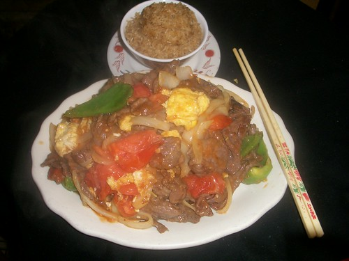 B39 Golden Beef with Tomatoes | by Golden Gate Chinese Restaurant