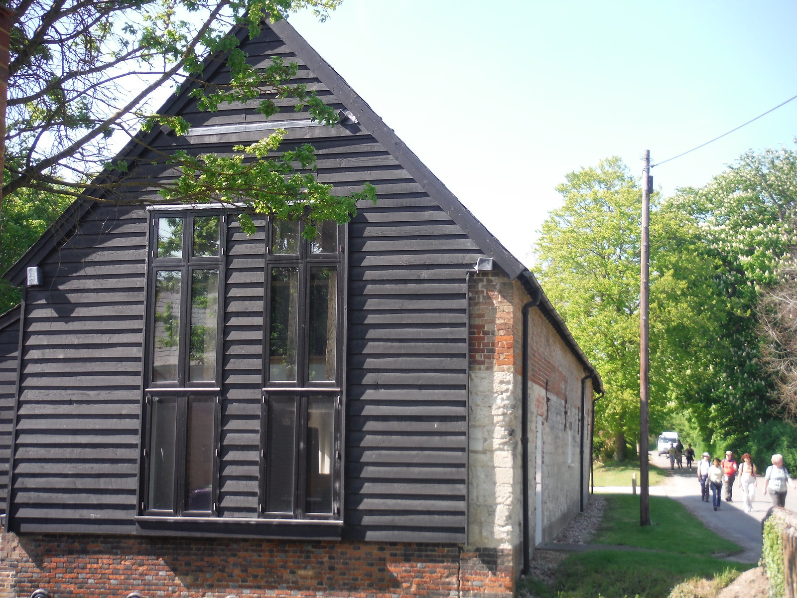 Converted Barn in Newnham SWC Walk 91 - Baldock Circular