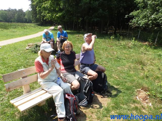2016-06-04  KIWANIS Paleizen wandeltocht 36 Km  (106)