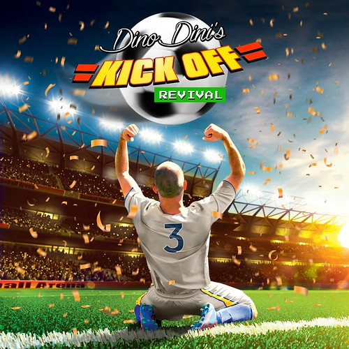 Dino Dini Kick Off | by PlayStation Europe