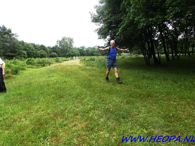 2016-06-23 2e dag Laren Wandel 4 daagse Het Gooi 30 Km (89)