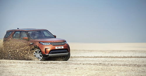 All-New Discovery reveal images | by landrovermena
