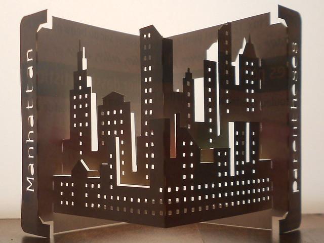 Manhattan / parenthèses