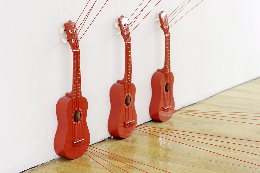Julian Day, Red Tone Row (for Fred)