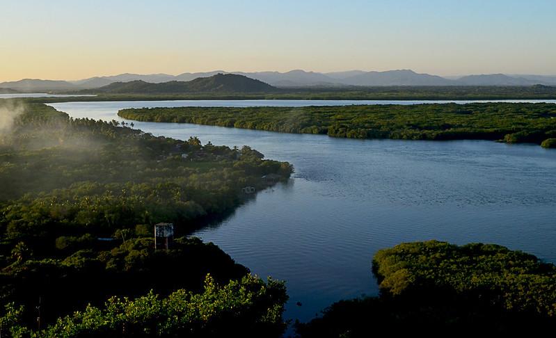 Lagunas  De Chacahua,Oaxaca.